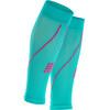 cep Calf Sleeves 2.0 Women lagoon/pink